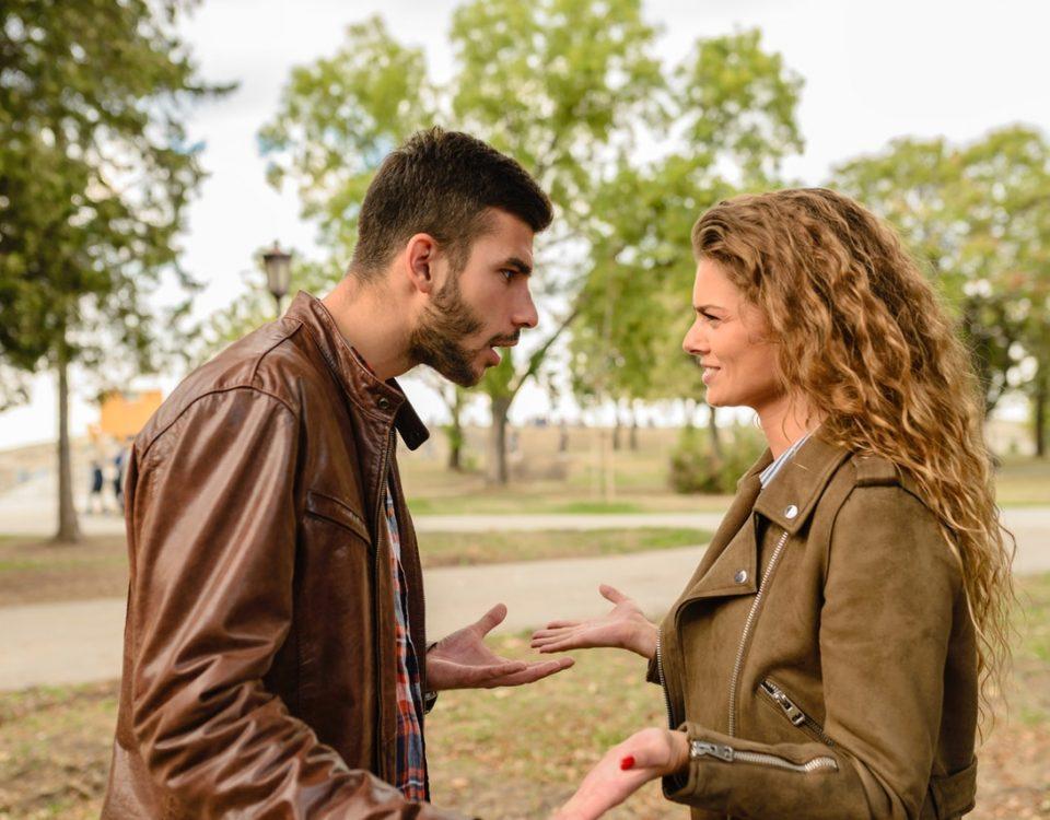 tips for handling confrontation